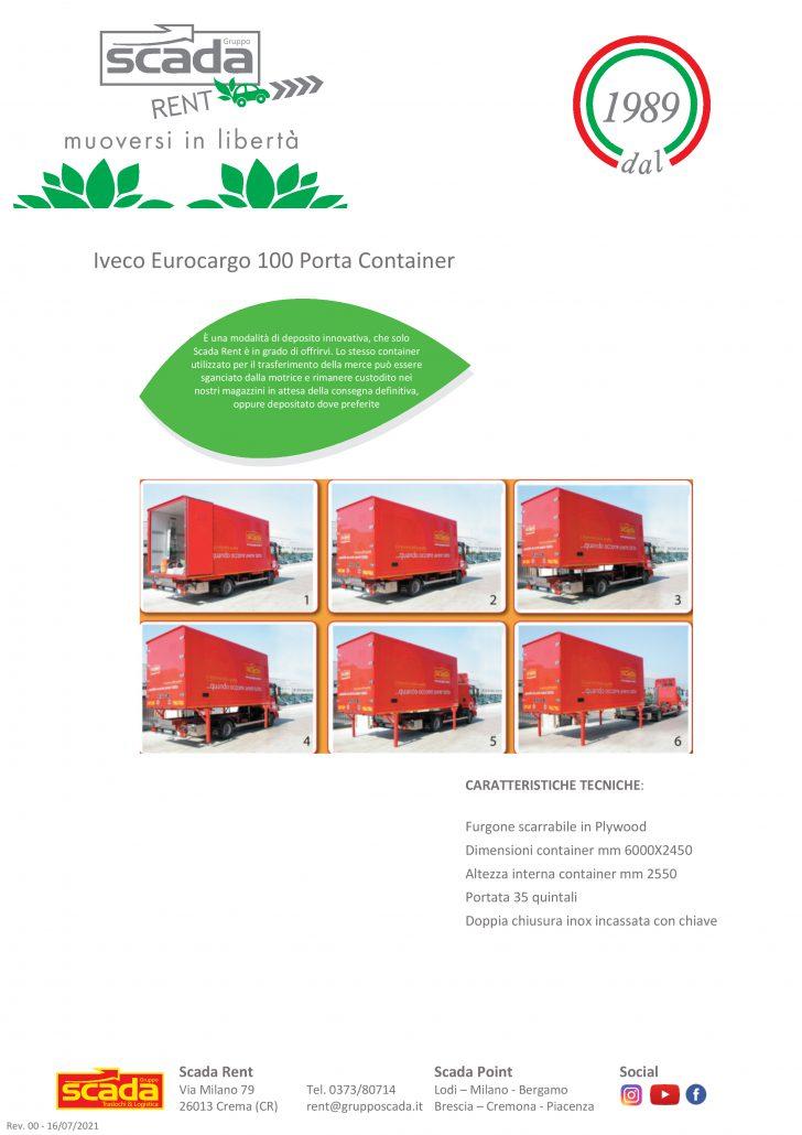 Container Eurocargo